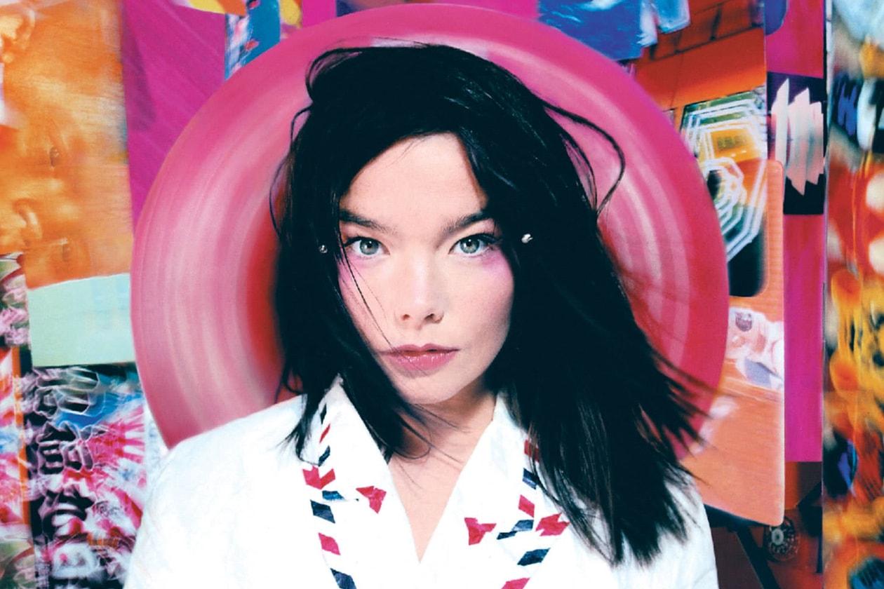 Björk Post 1995