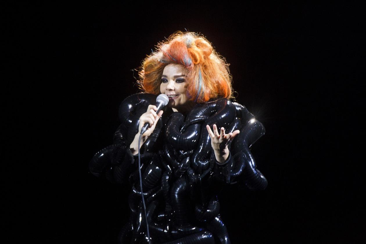 Björk Roskilde Festival 2012