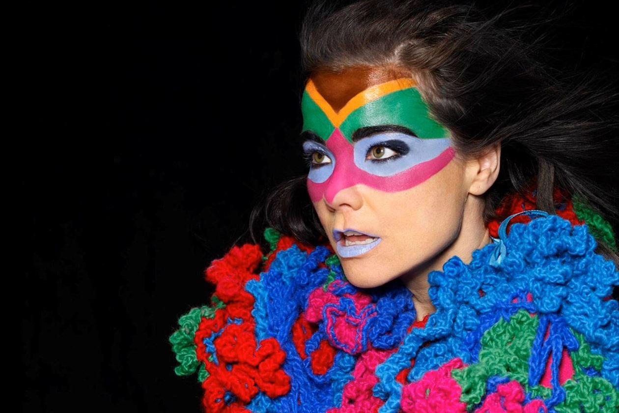 Björk Volta 2007