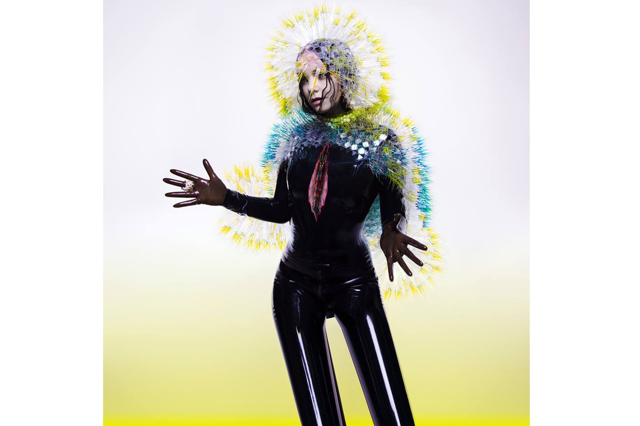Björk Vulnicura 2015