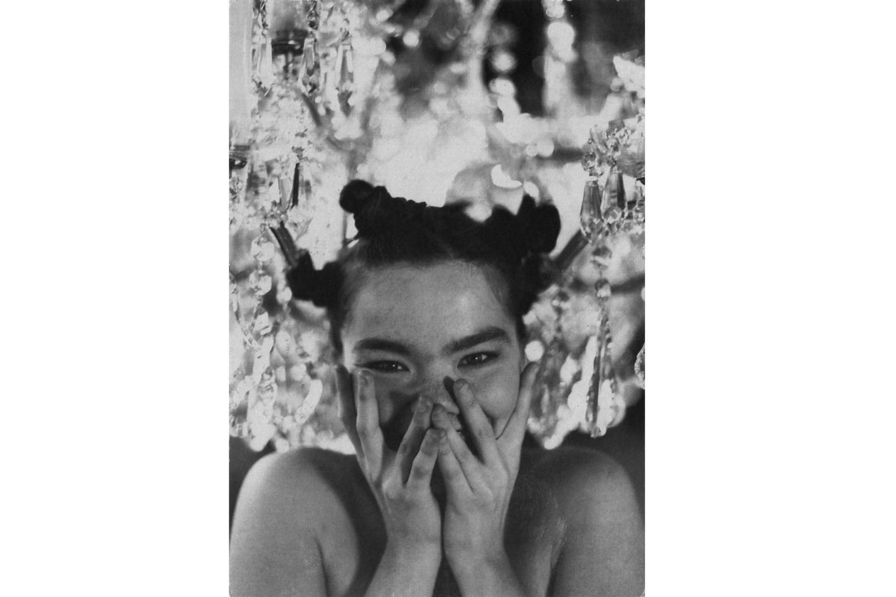 Björk by Juergen Teller 1993