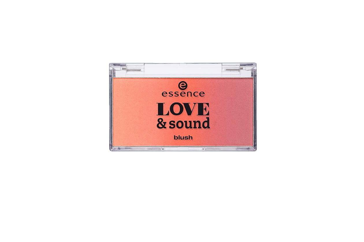 Blush della Primavera 2015: Essence Love & Sound Blush