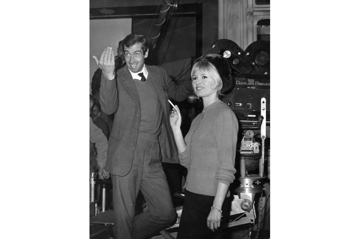 Brigitte bardot e roger vadim