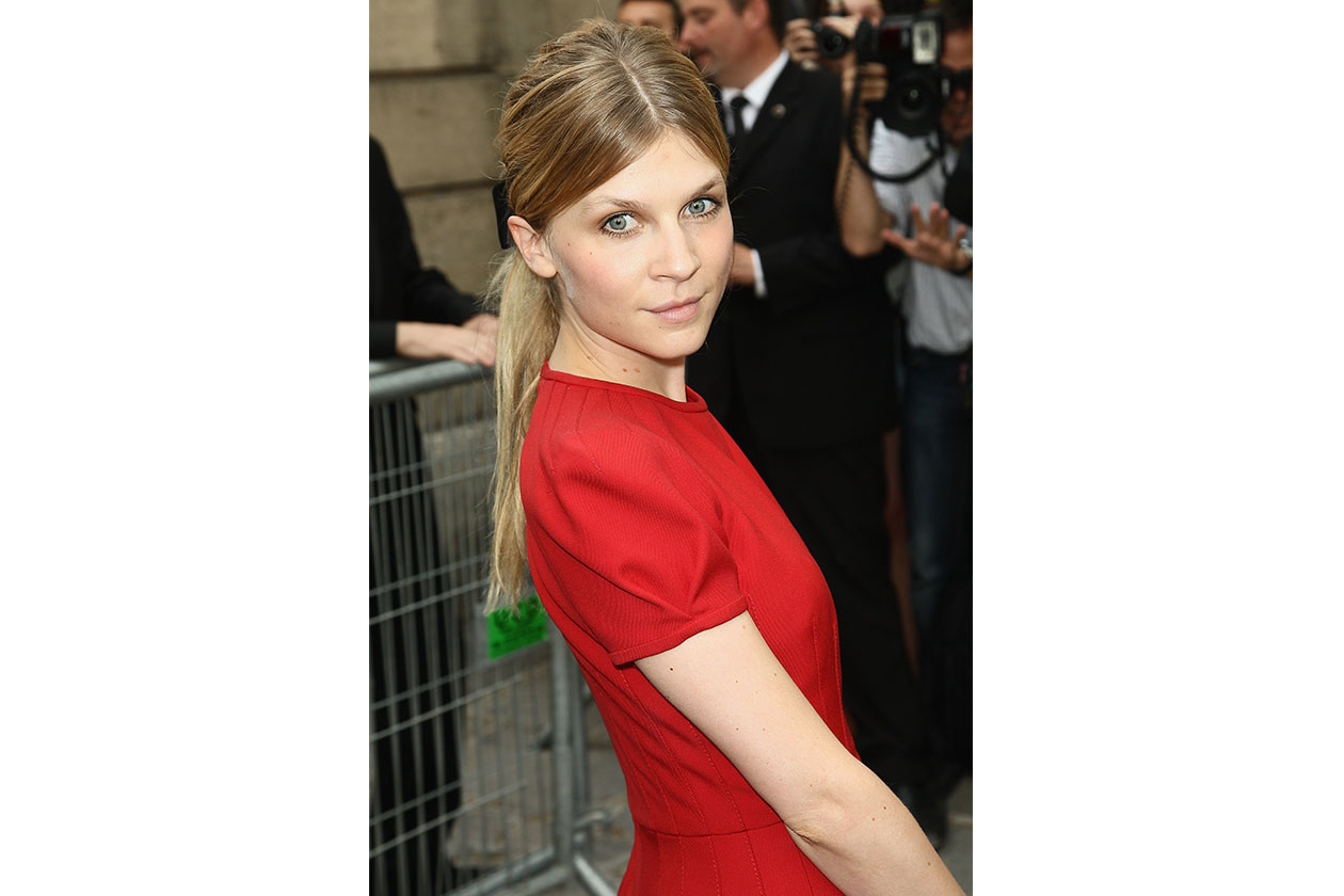 CLEMENCE POESY BEAUTY LOOK: MAKE UP NUDE
