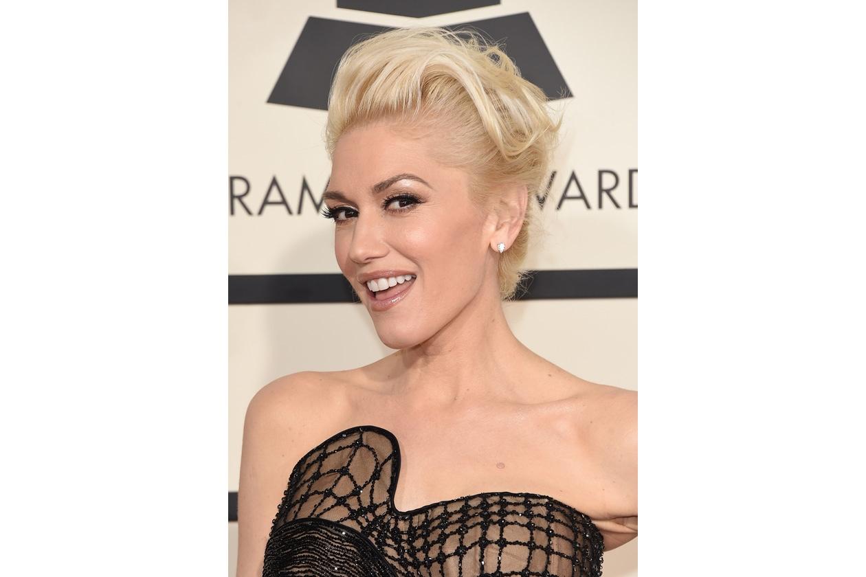 Capelli corti: Gwen Stefani