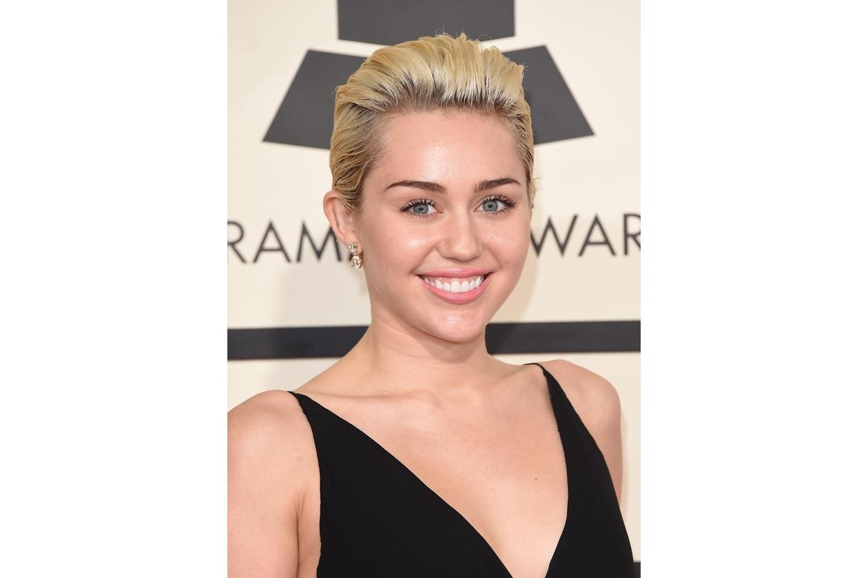 Capelli corti: Miley Cyrus