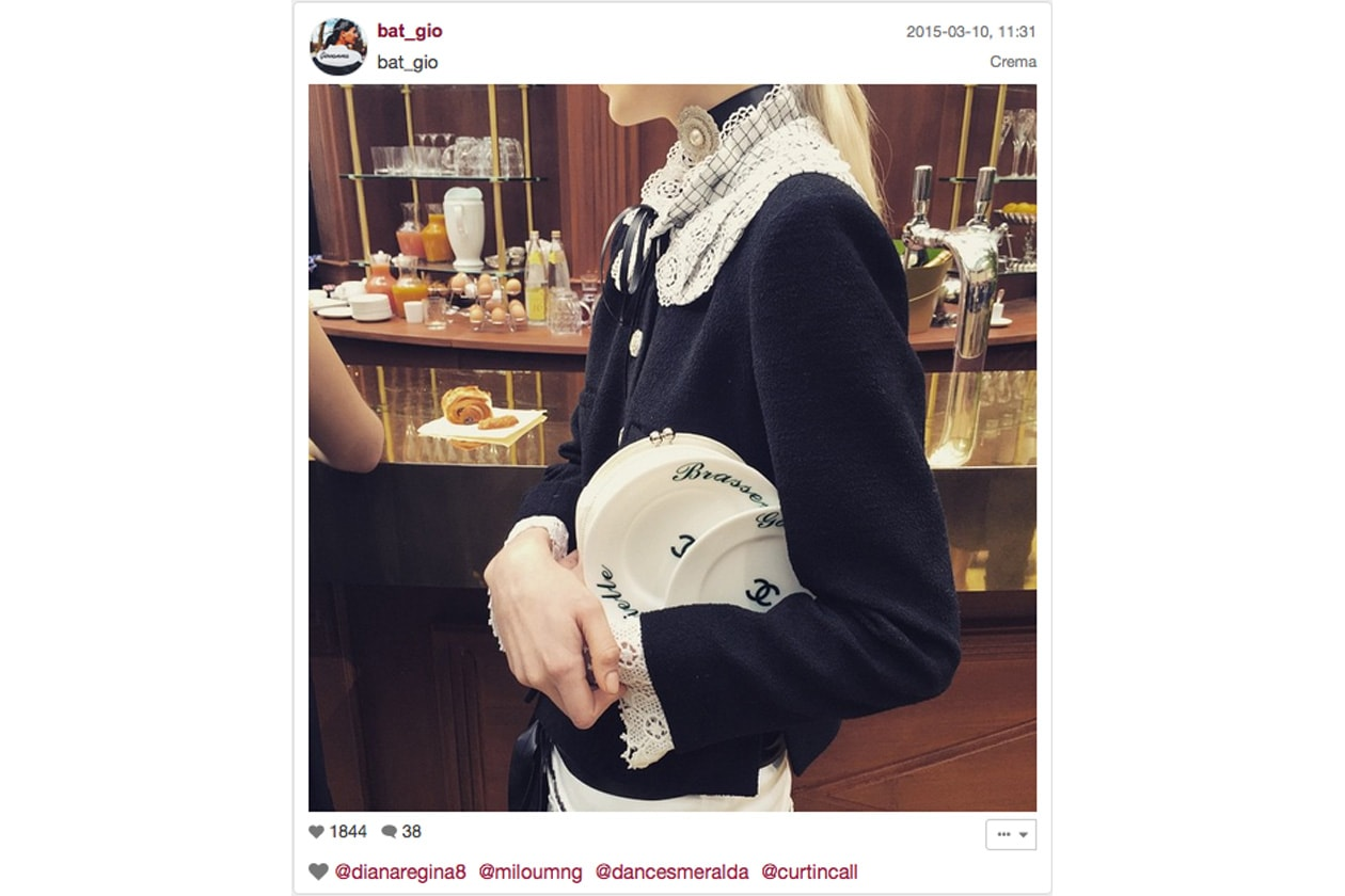 Chanel AI 2015