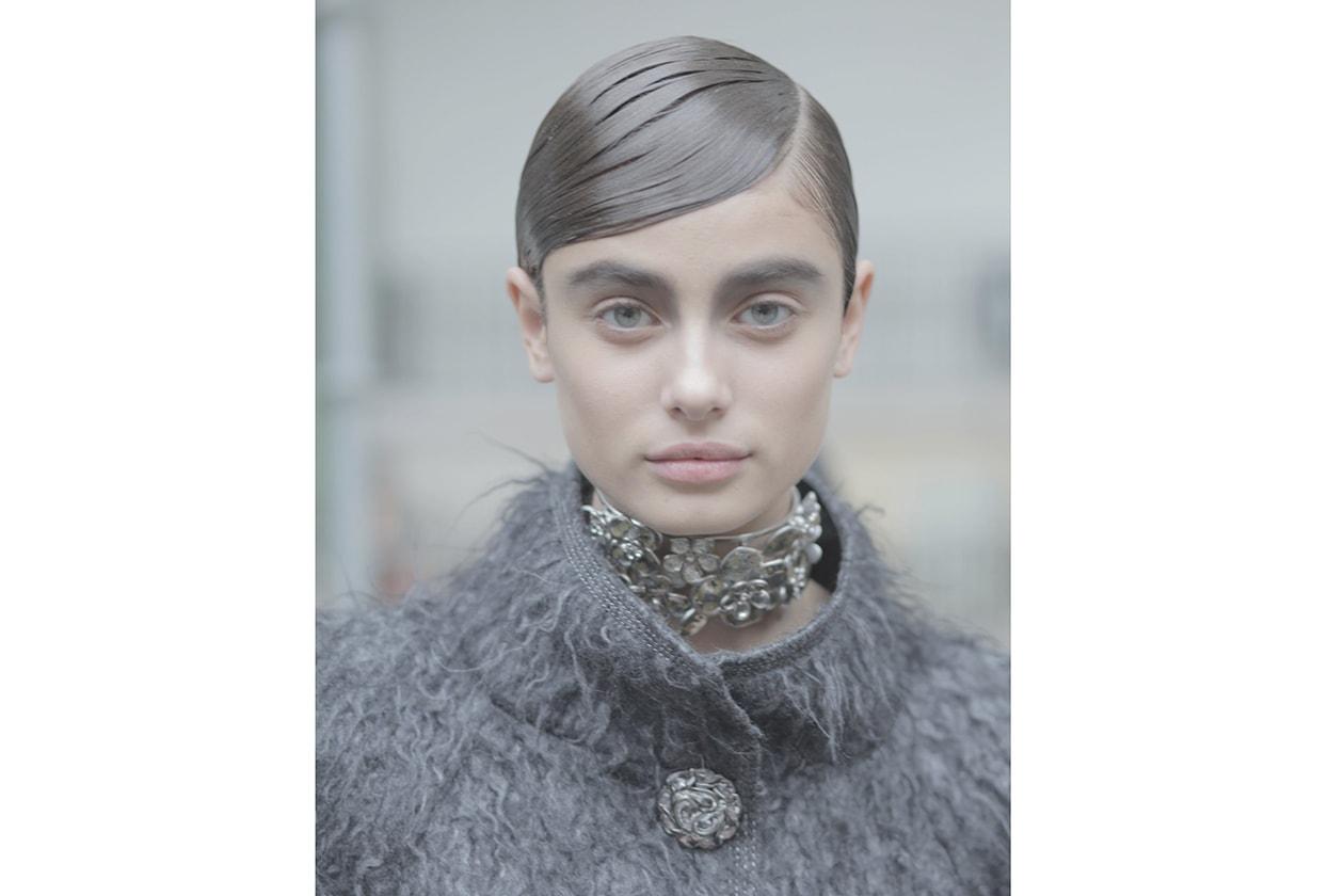 Chanel Prêt-à-Porter Autunno/Inverno 2015-16: contrasto di nuance