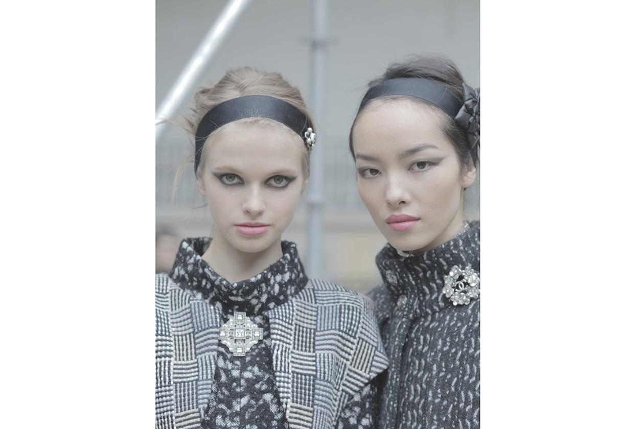 Chanel Prêt-à-Porter Autunno/Inverno 2015-16: finish opaco e luminoso