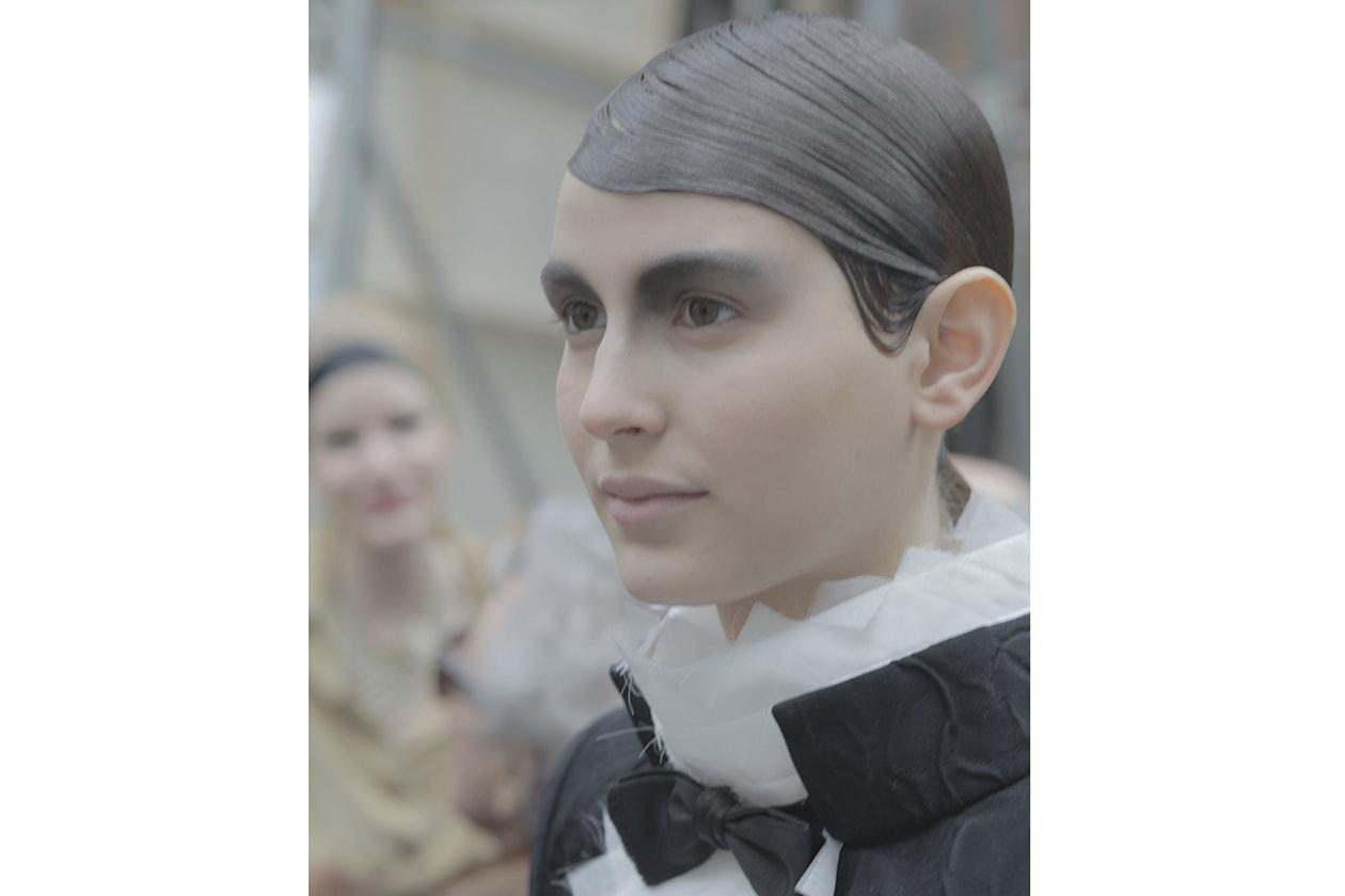 Chanel Prêt-à-Porter Autunno/Inverno 2015-16: labbra idratate