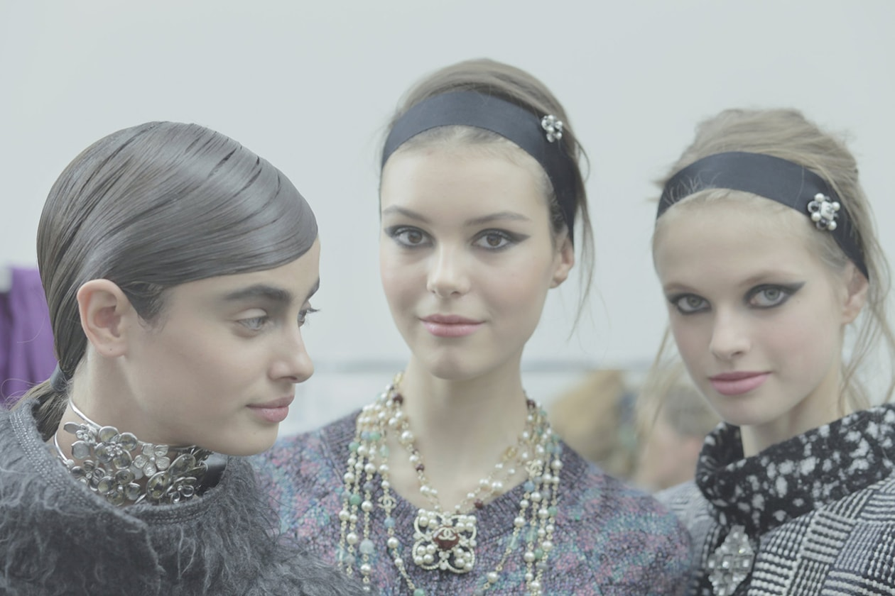 Chanel Prêt-à-Porter Autunno/Inverno 2015-16: pelle perfetta