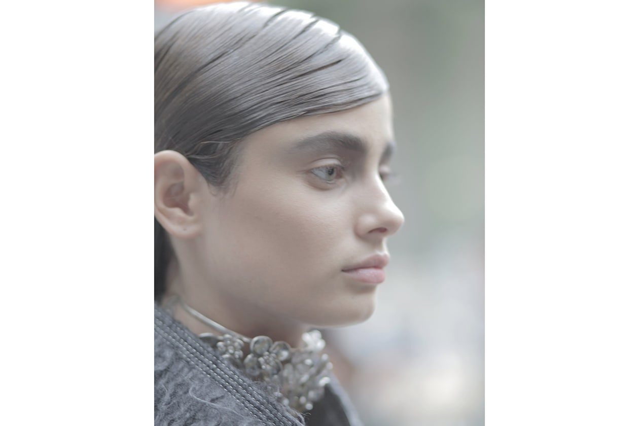Chanel Prêt-à-Porter Autunno/Inverno 2015-16: trucco ciglia