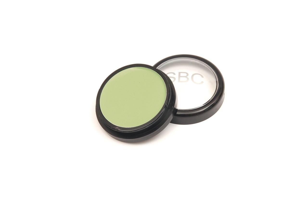 Correttore verde: Concealer compact Green di SBC
