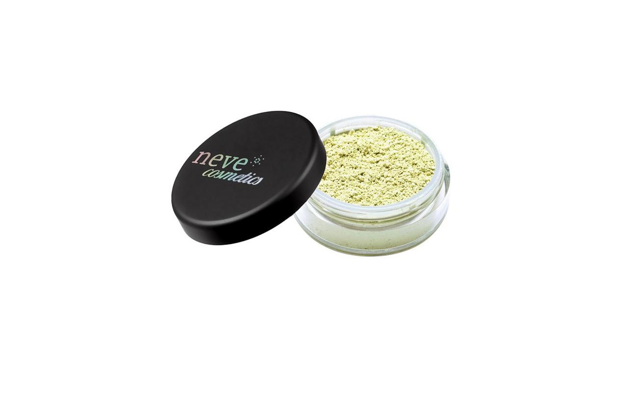 Correttore verde: Correttore Green di Neve Cosmetics