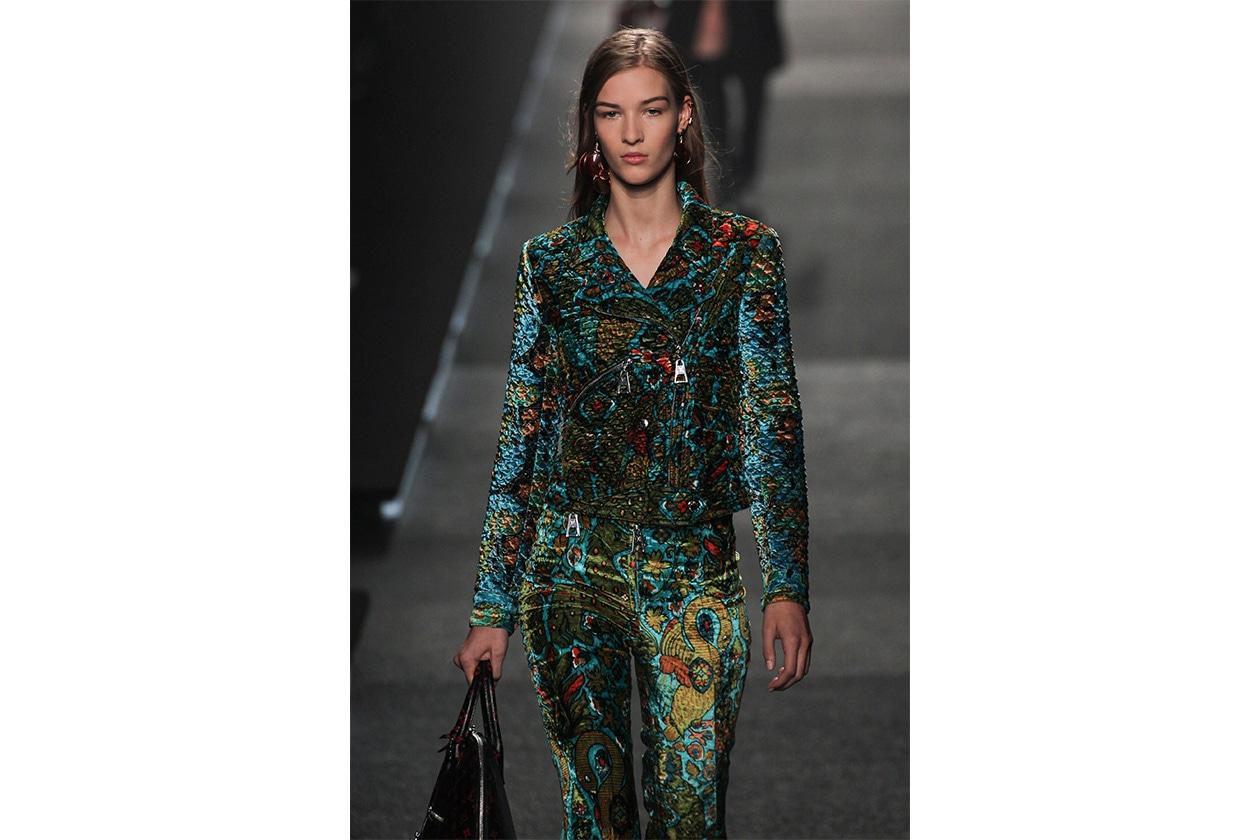 Dalla sfilata di Louis Vuitton P/E 2015