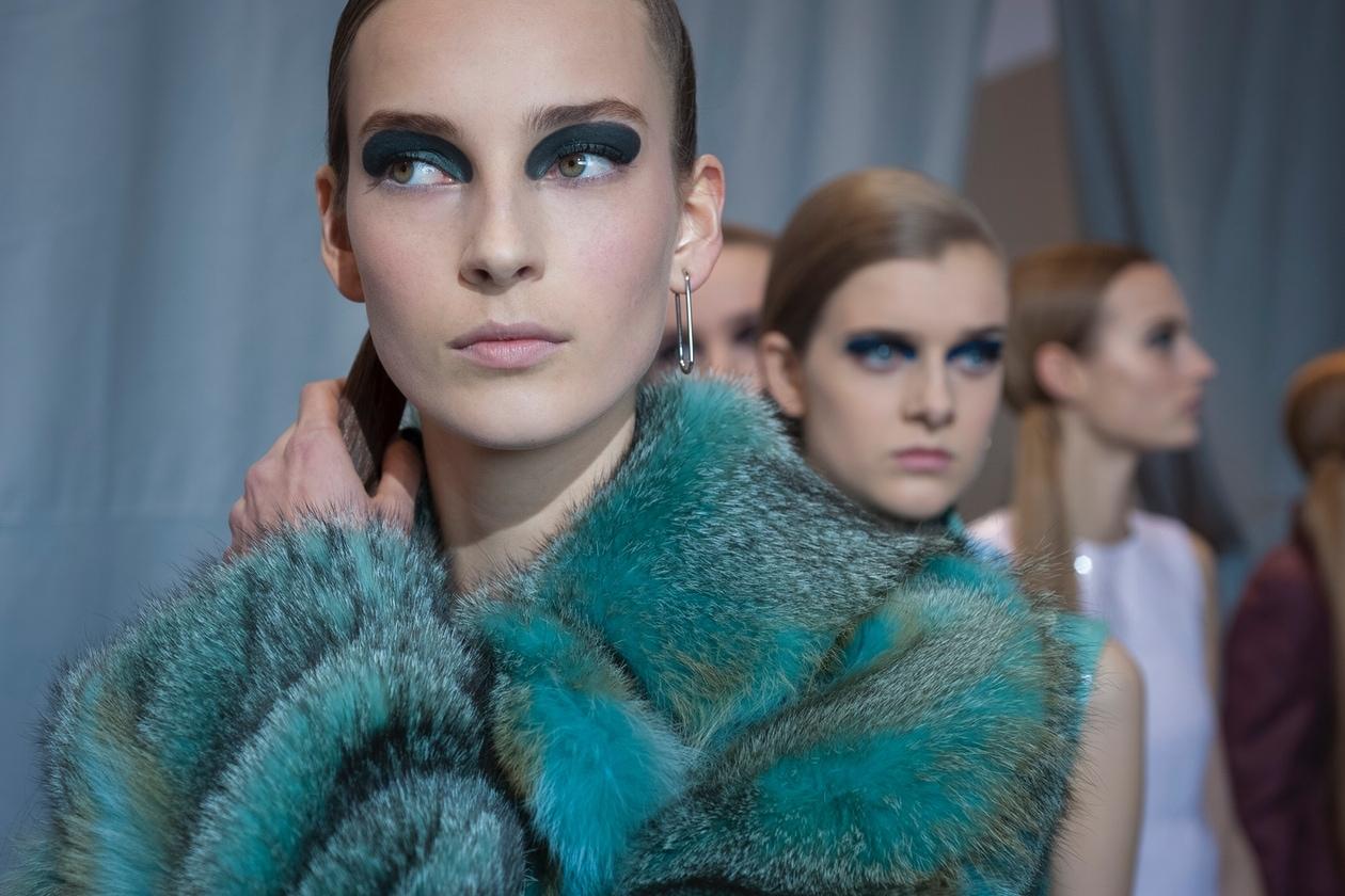 Dior Prêt-à-Porter A/I 2015-16: la base viso