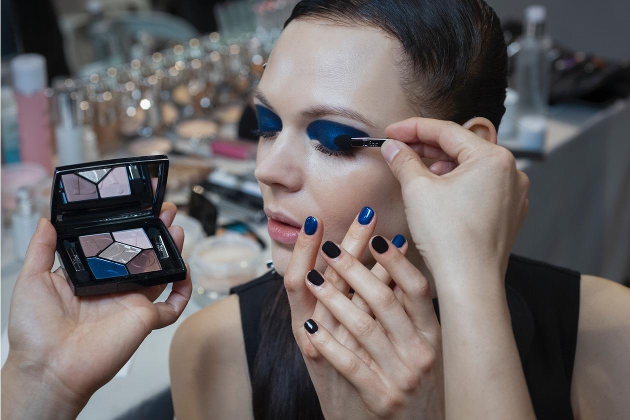 Dior Prêt-à-Porter A/I 2015-16: la nail art