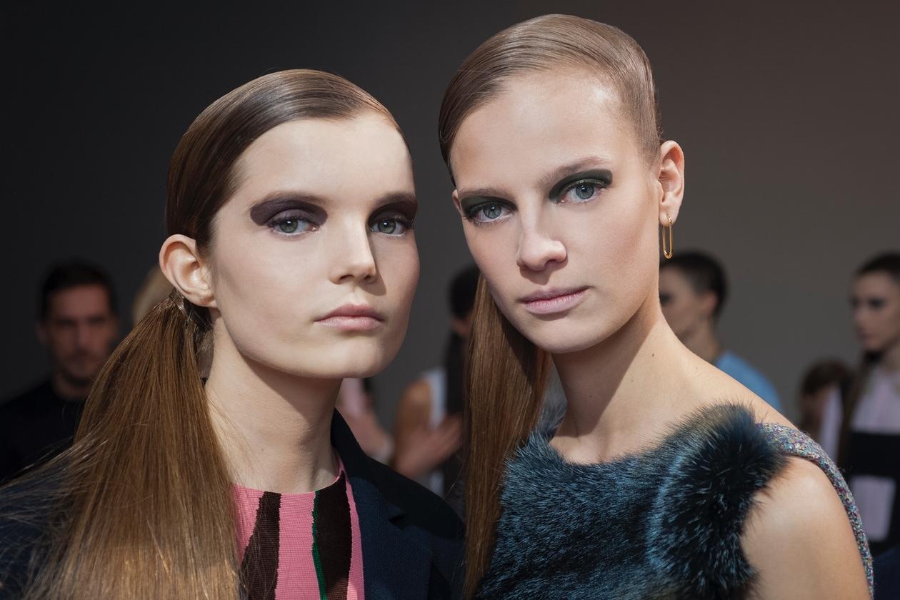 Dior Prêt-à-Porter A/I 2015-16: sguardo intenso