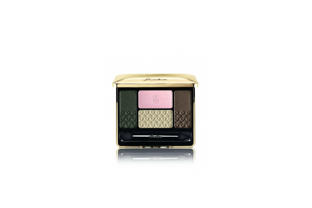 Ecrin 4 Couleurs Eyeshadow Palette di Guerlain in Les Nuees