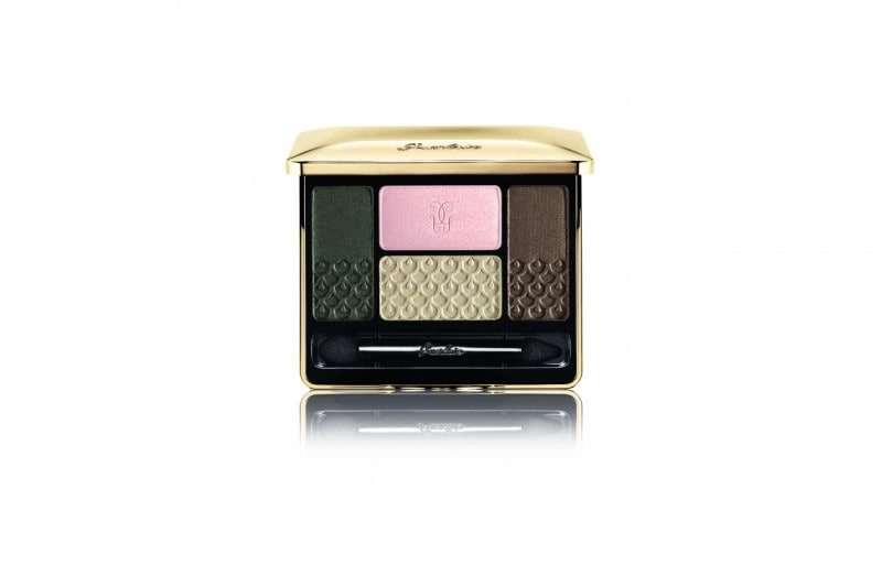 Ecrin 4 Couleurs Eyeshadow Palette in Les Nuees di Guerlain
