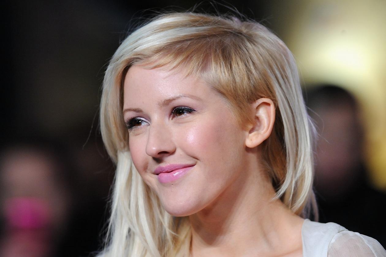 Ellie Goulding capelli: il taglio asimmetrico