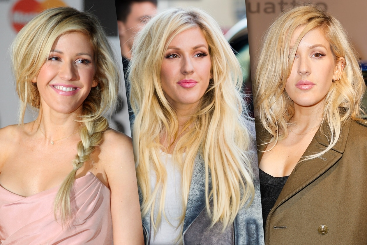 Ellie Goulding capelli: tutte le acconciature fino all'ultimo taglio bob