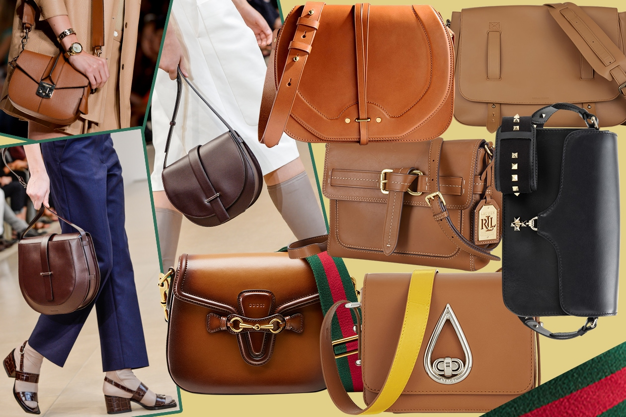 Equestrian bags, oh yes!