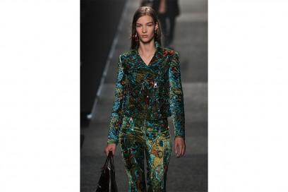 Fantasia in verde by Louis Vuitton