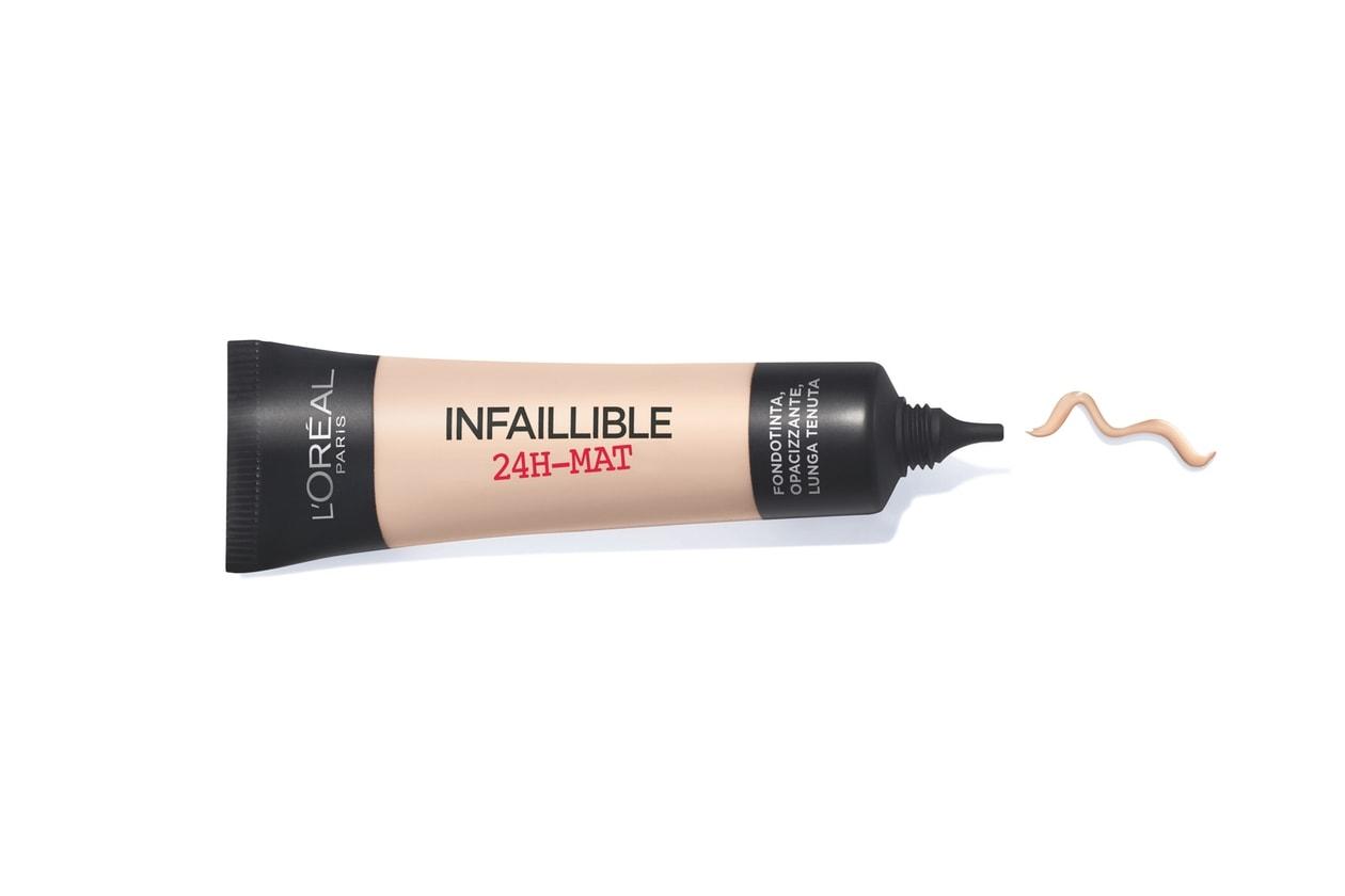 Fondotinta matte: L'Oréal Paris Infaillible 24H Mat
