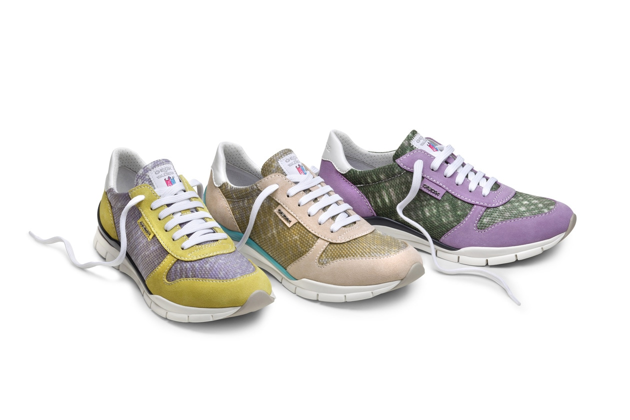 GEOX FOR VALEMOUR DONNA COLLEZIONE SS15