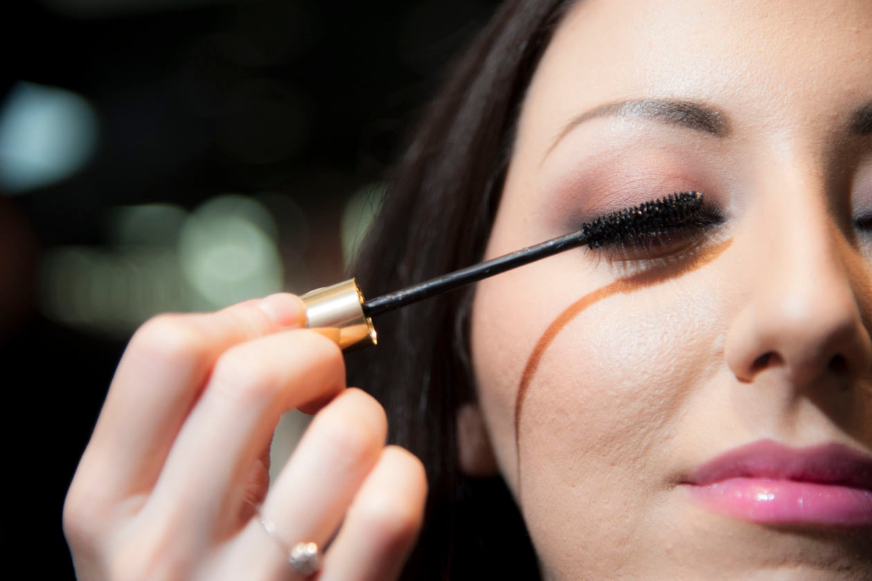 #GETONSTAGEYSLBEAUTY: L'IT BLOGGER VERONICA CRISTINO AL MAKE UP