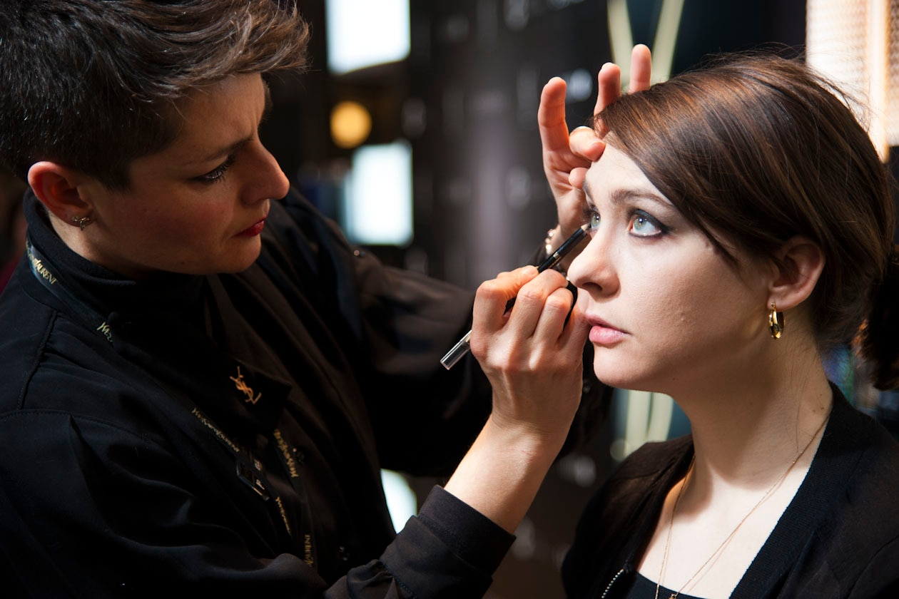 #GETONSTAGEYSLBEAUTY: MAKE UP SESSION