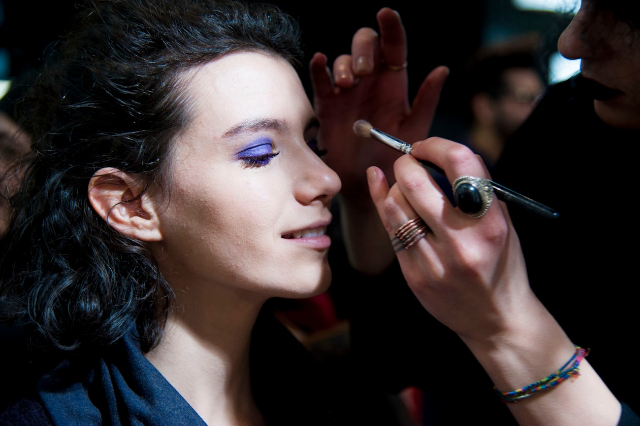 #GETONSTAGEYSLBEAUTY: PURPLE LOOK