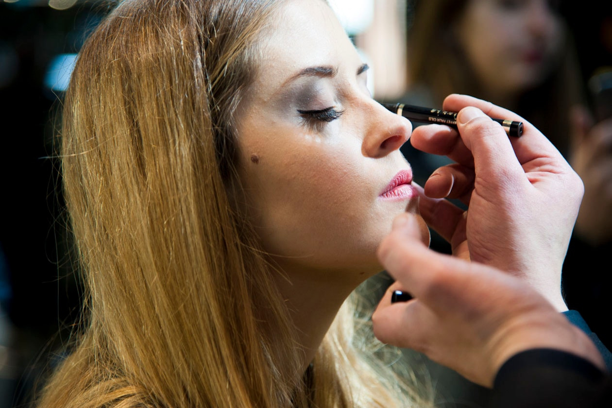 #GETONSTAGEYSLBEAUTY: VALENTINA FERRAGNI MAKE UP SESSION