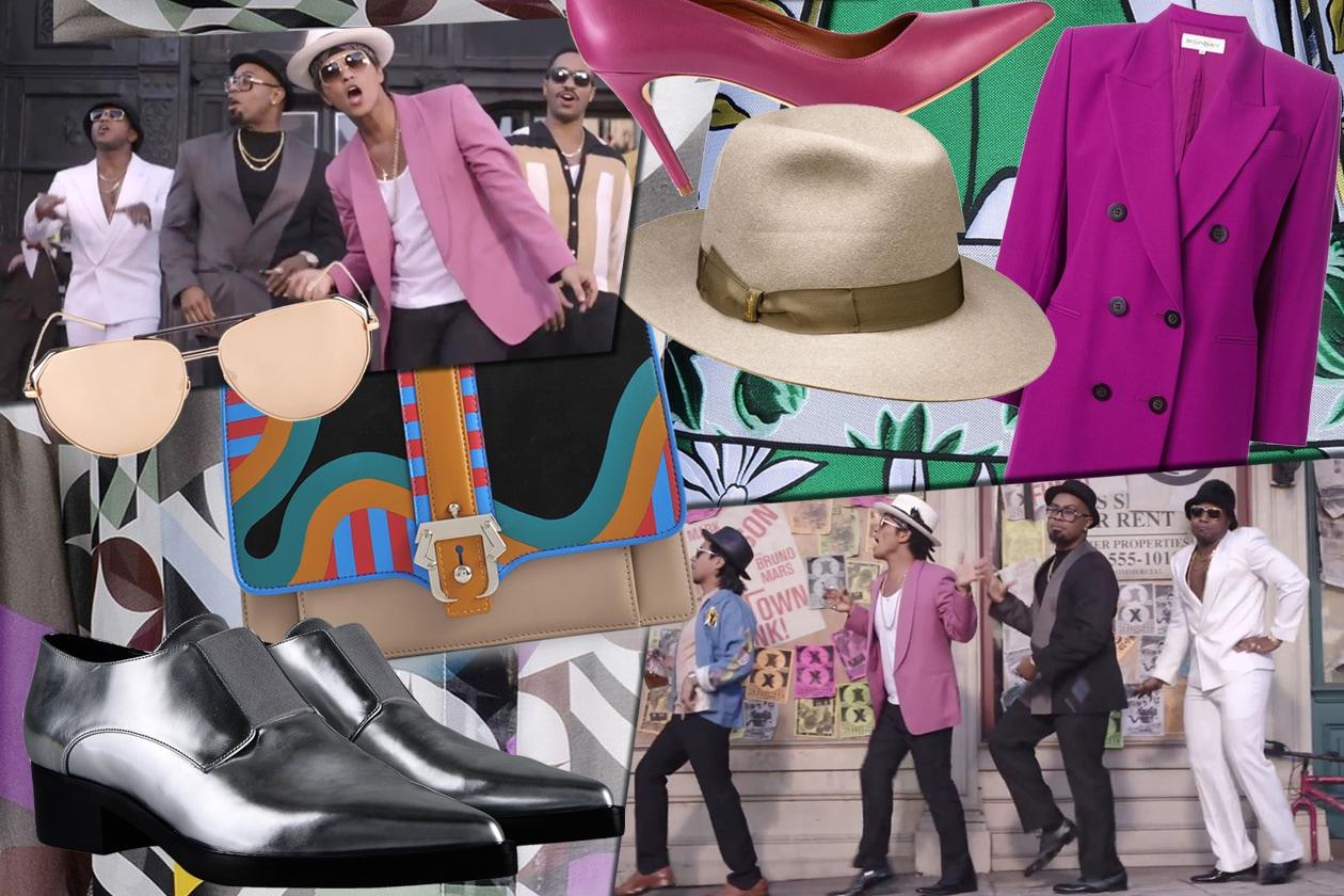 Get the Uptown Funk look
