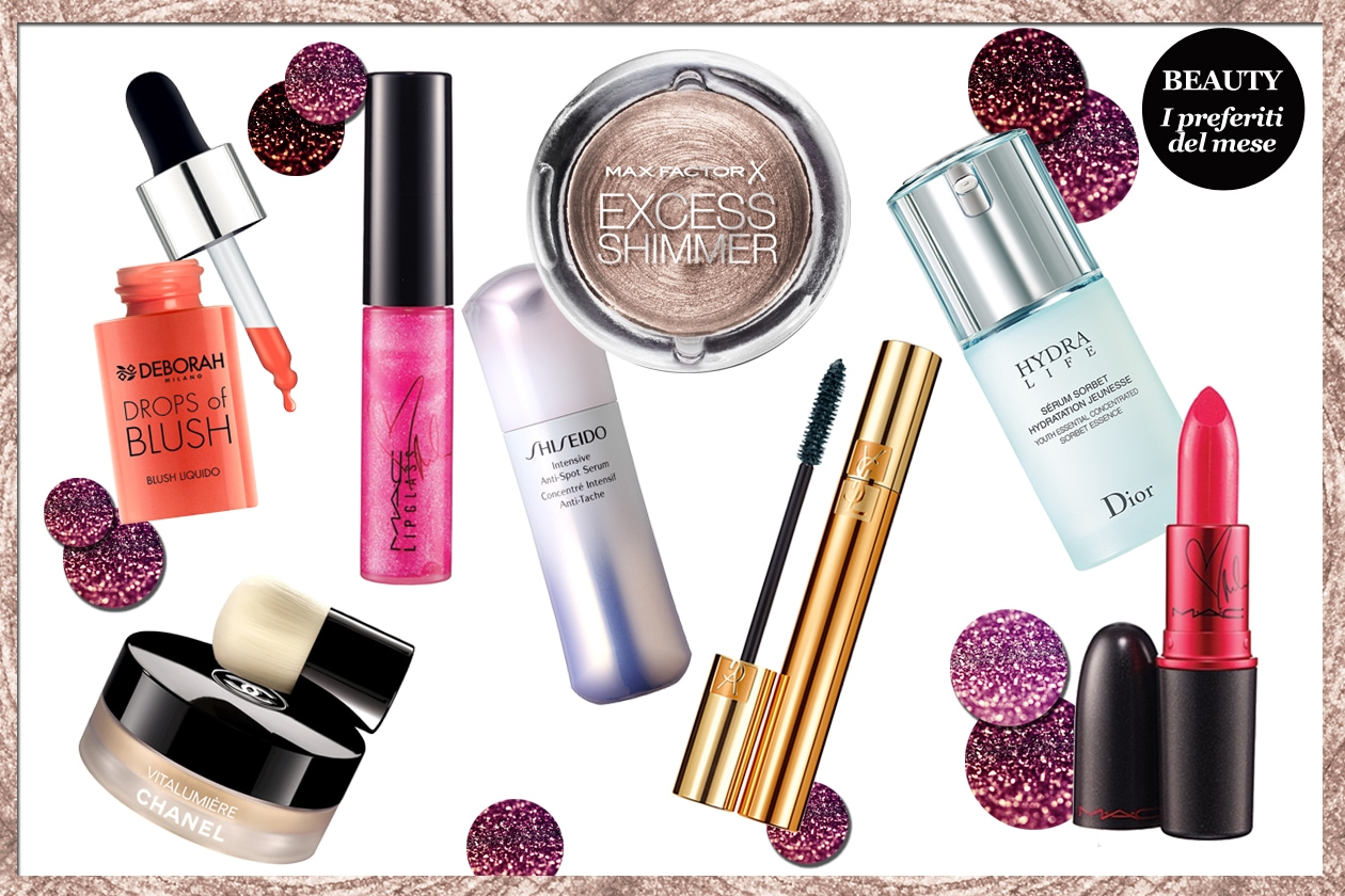 I prodotti beauty di Febbraio scelti da Grazia.IT