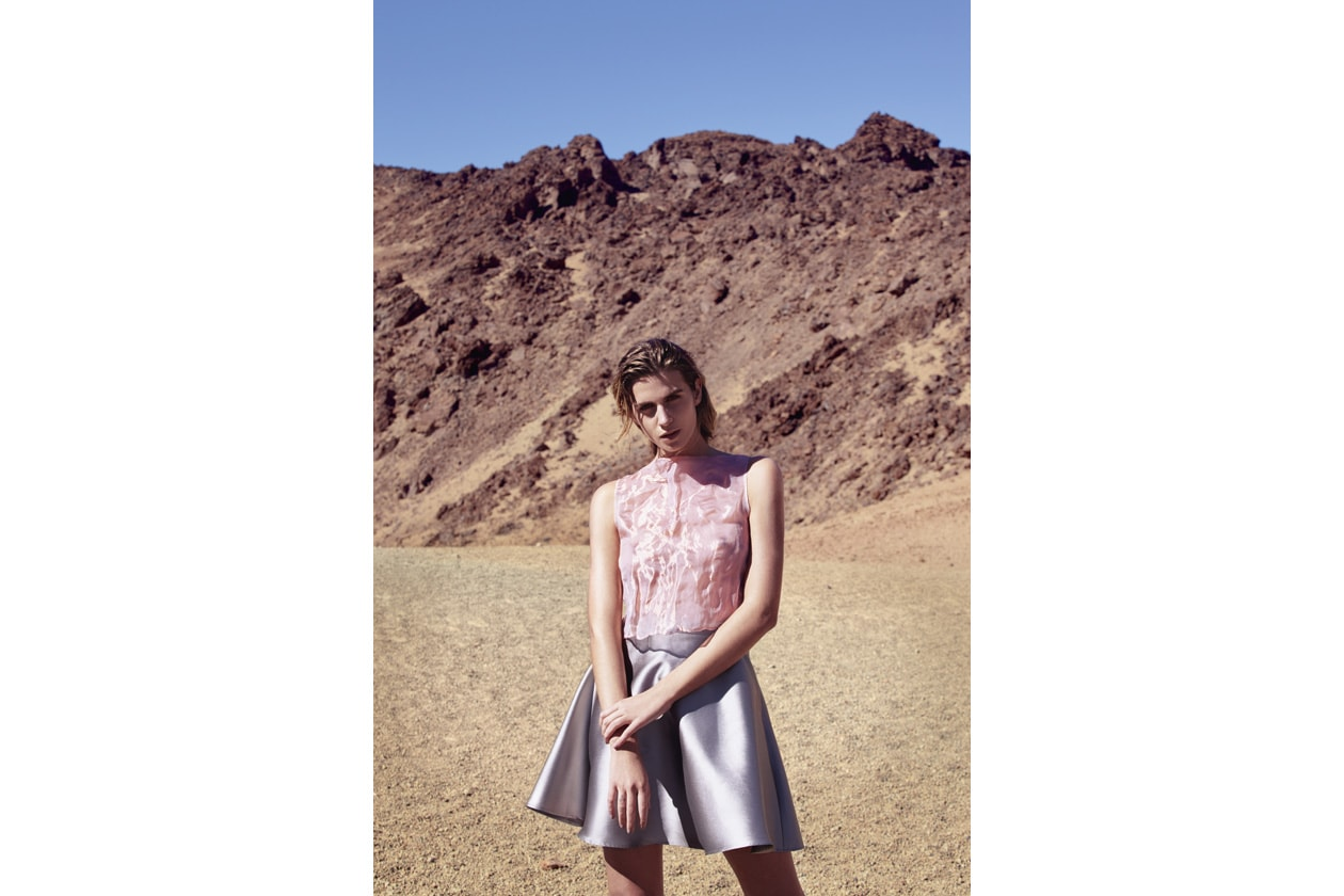 IRIS VAN HERPEN: la collezione in esclusiva per thecorner.com