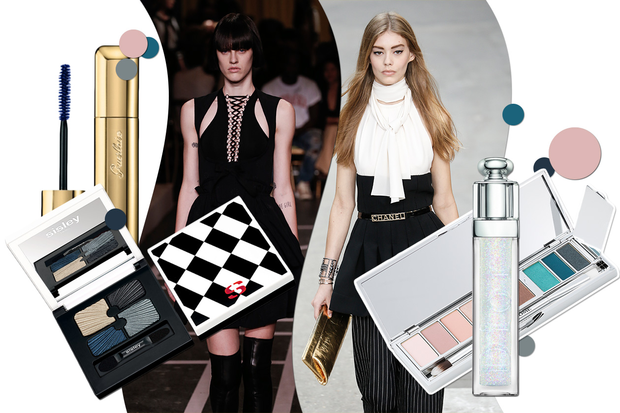 Il look ispirato alle notti parigine: il make up da abbinare