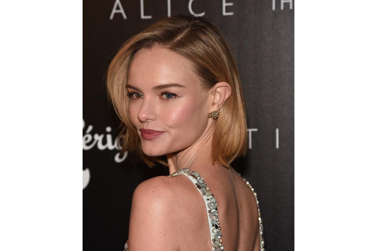 """Il taglio """"Sienna"""" delle star: Kate Bosworth"""