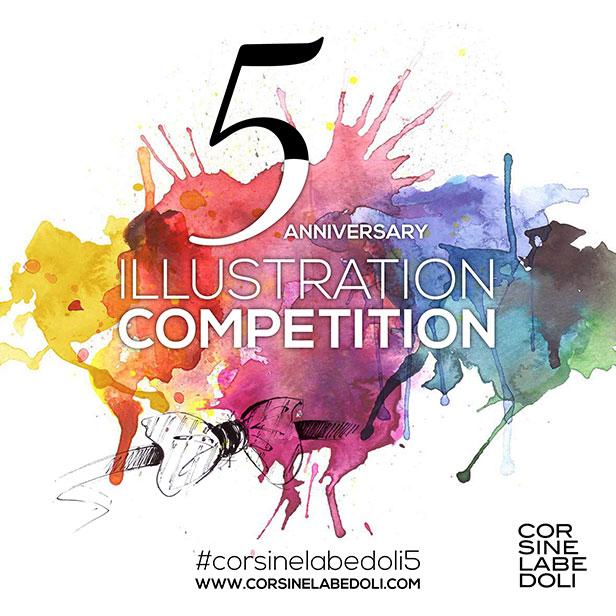 L'illustration competition di Cor Sine Labe Doli