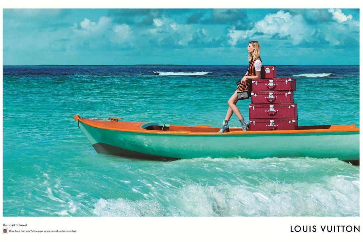 LOUIS VUITTON Spirit of Travel 4 (NXPowerLite) (NXPowerLite)