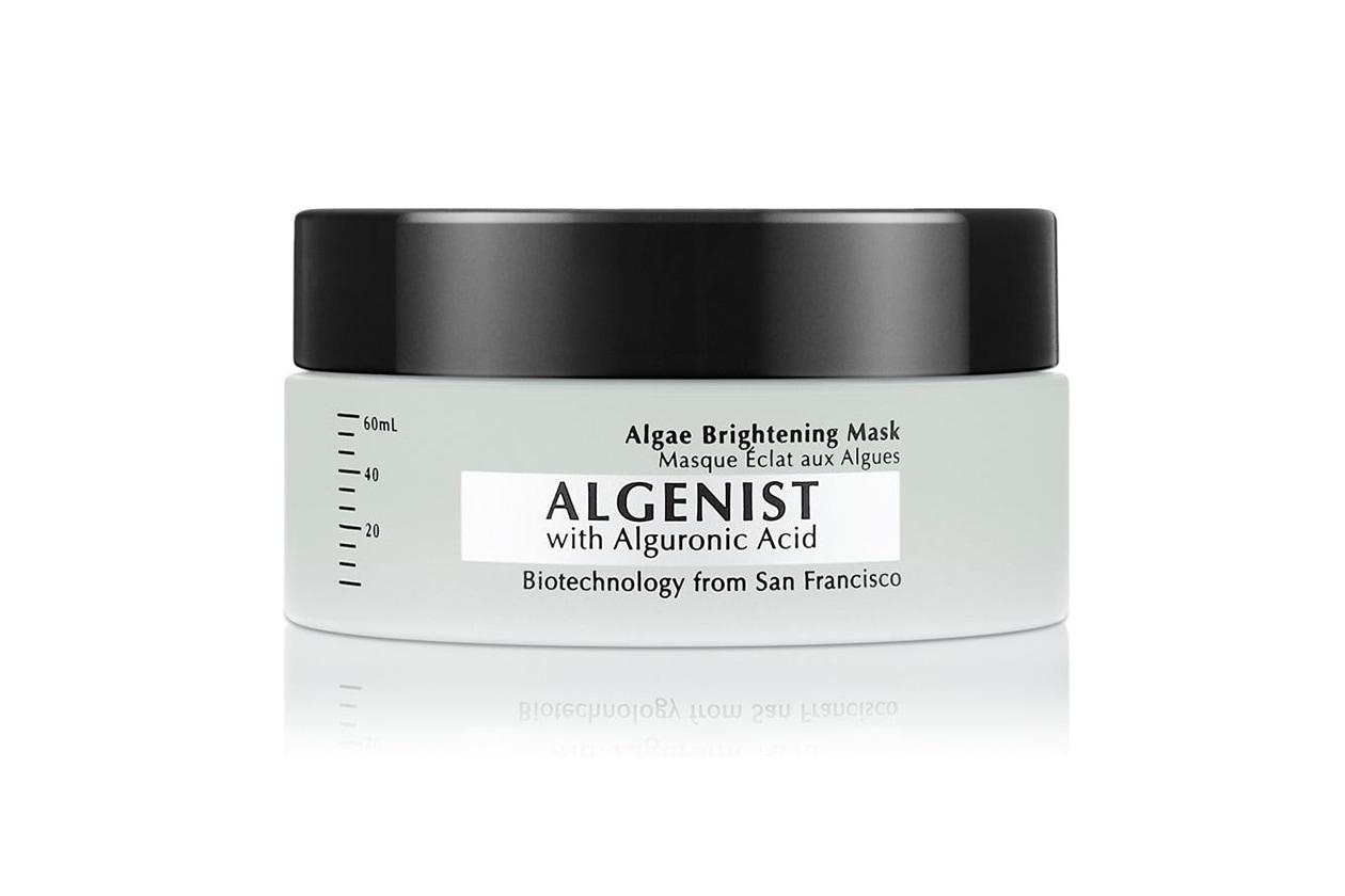 MASCHERE VISO PURIFICANTI: Algae Brightening Mask di Algenist