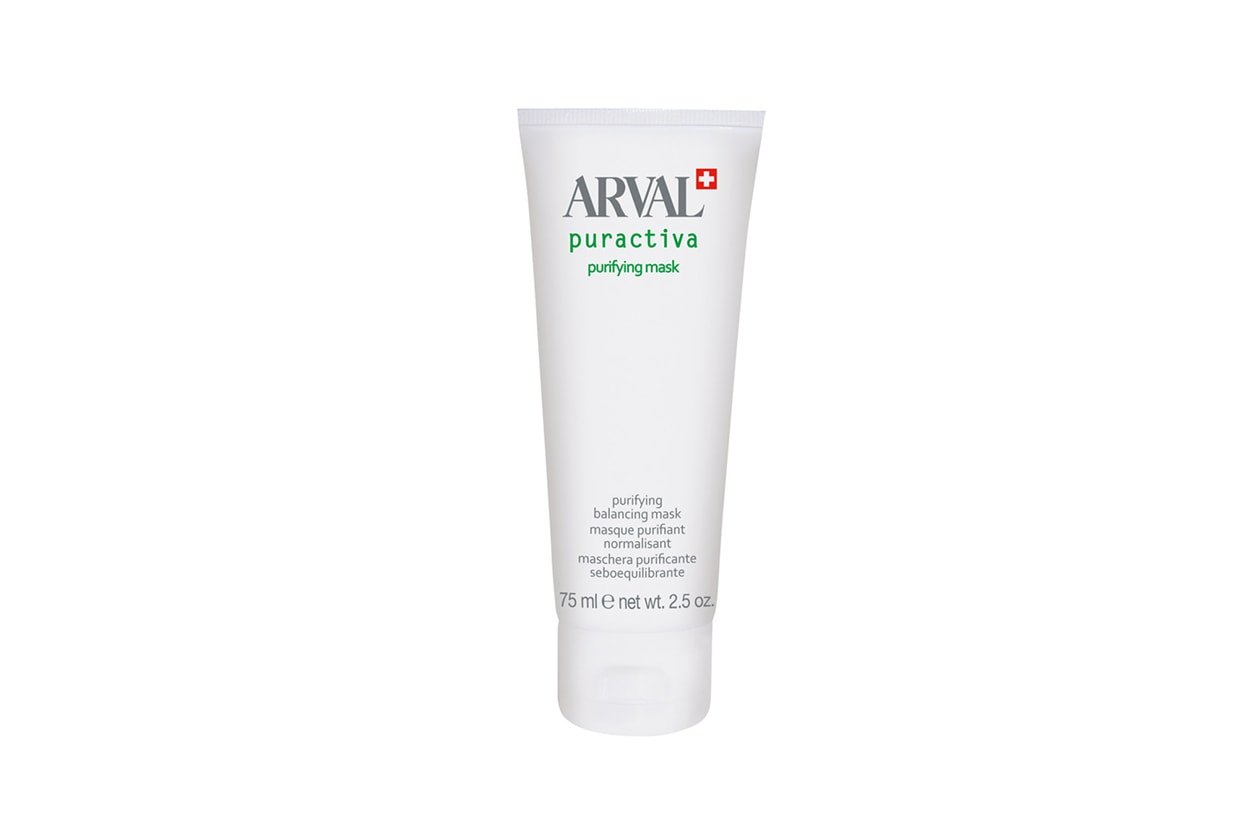 MASCHERE VISO PURIFICANTI: Arval Puractiva Purifying Mask