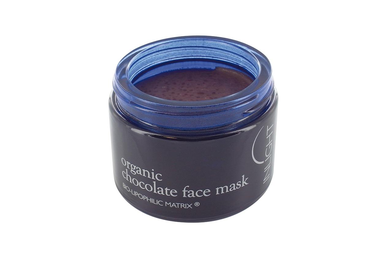 MASCHERE VISO PURIFICANTI: Organic Chocolate Face Mask di Inlight