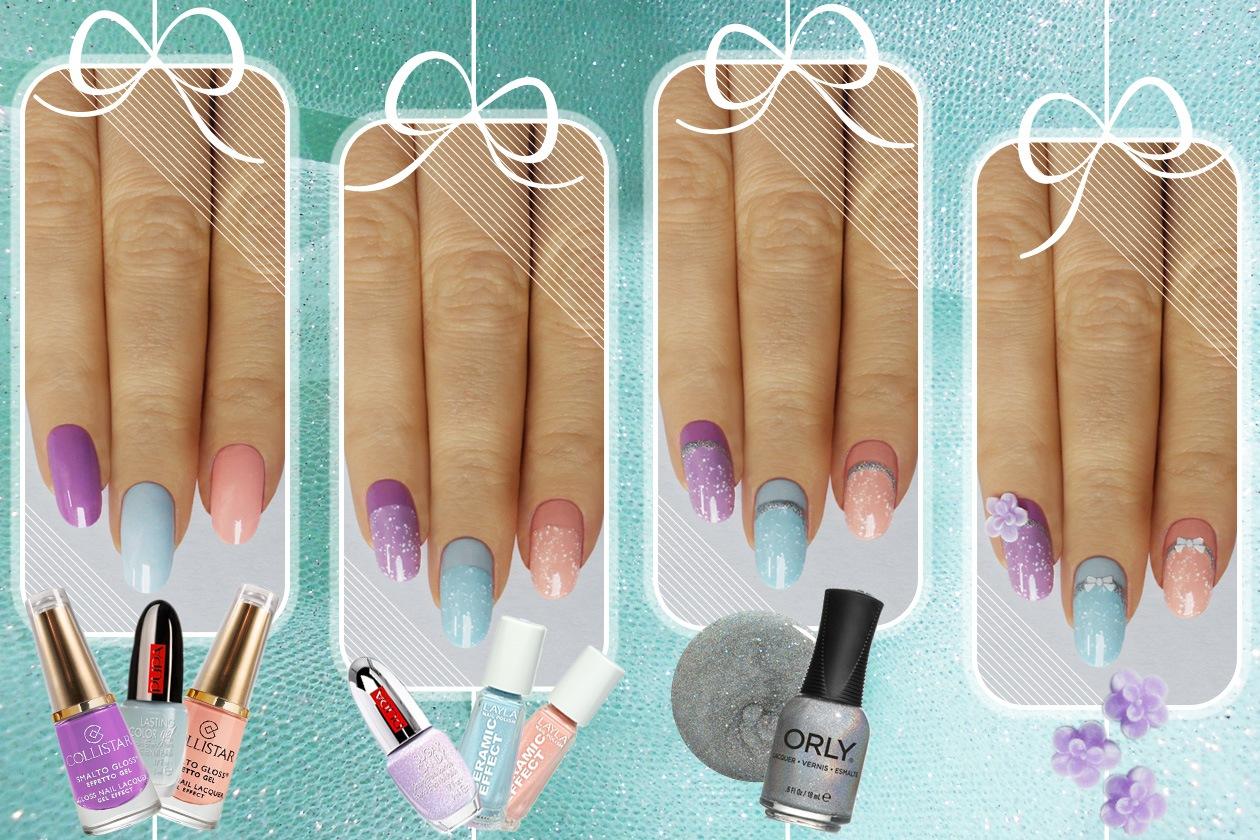Manicure di Pasqua: la nail art proposta da Non Solo Kawaii e Grazia.IT