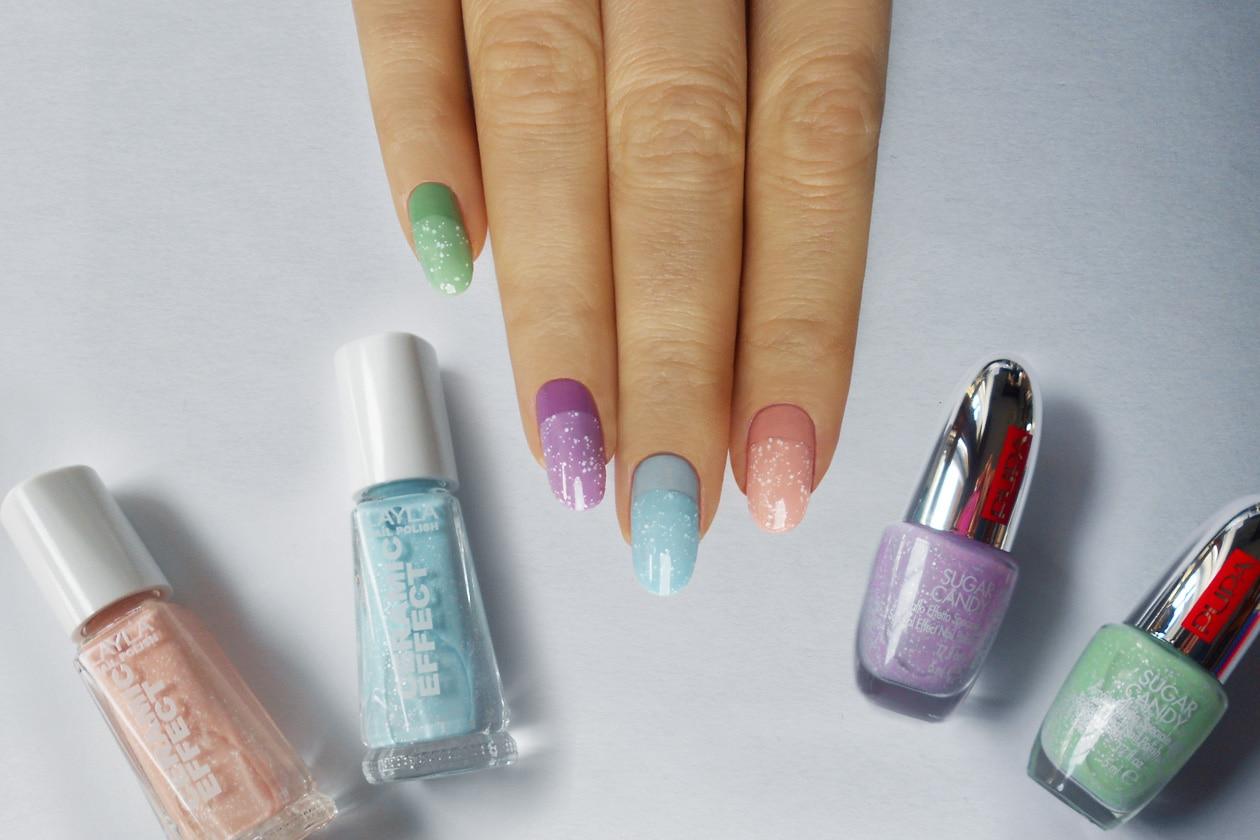 Manicure di Pasqua: step 2