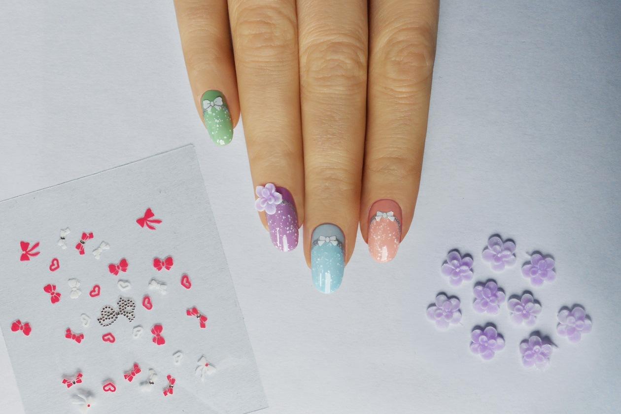 Manicure di Pasqua: step 4