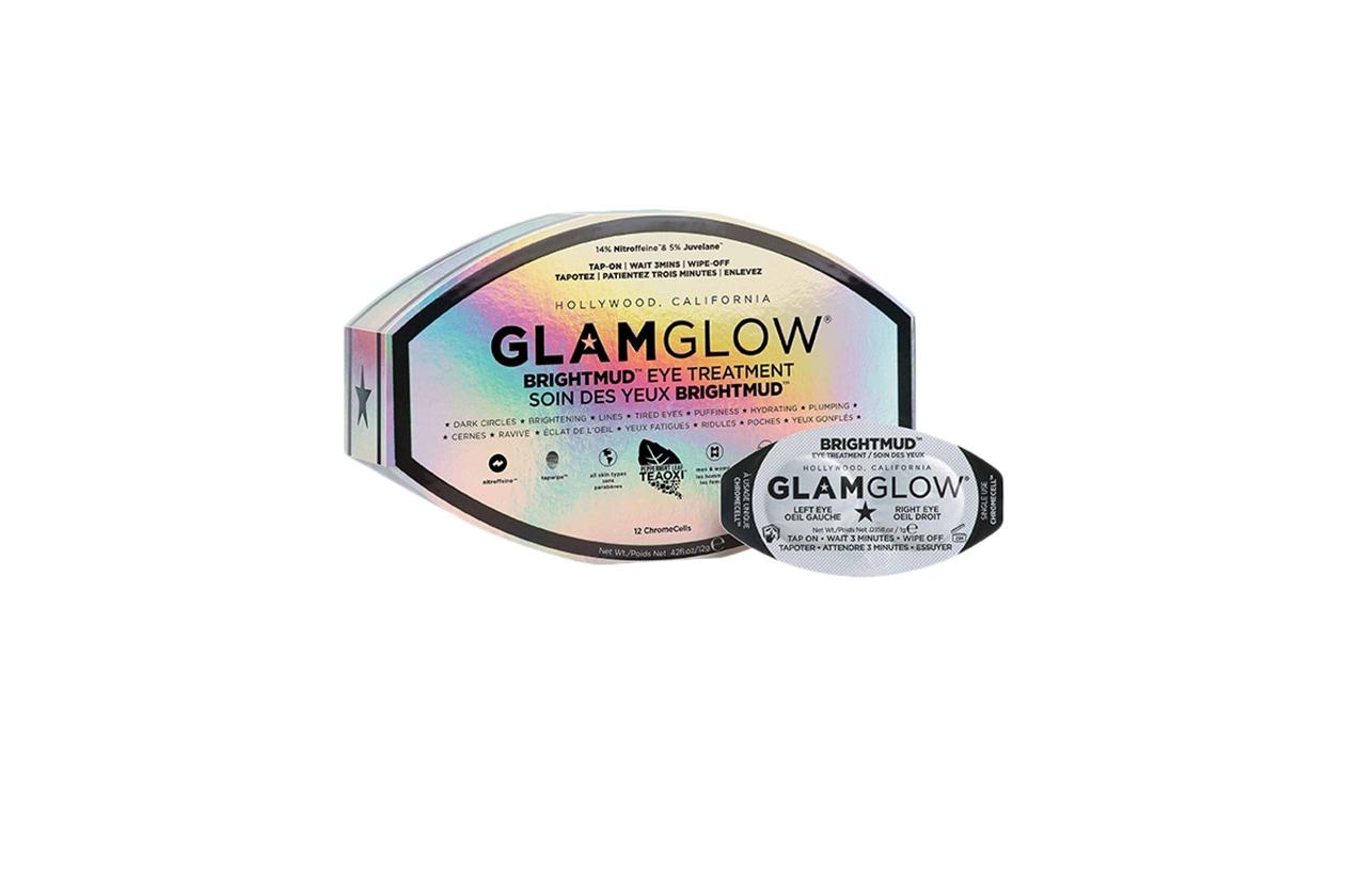 Maschere contorno occhi: GlamGlow Brightmud Eye Treatment