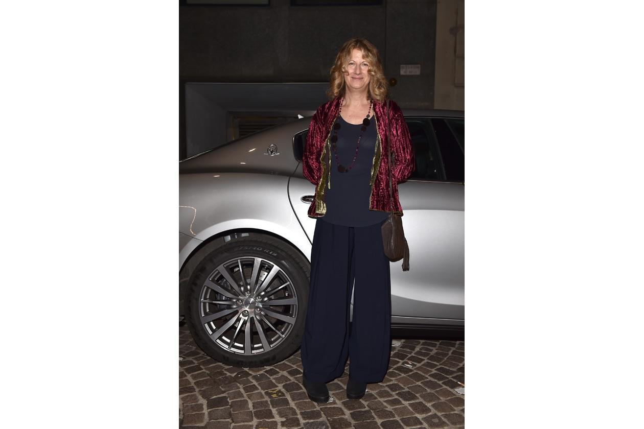 Maserati Latin Lover Première Angela Finocchiaro