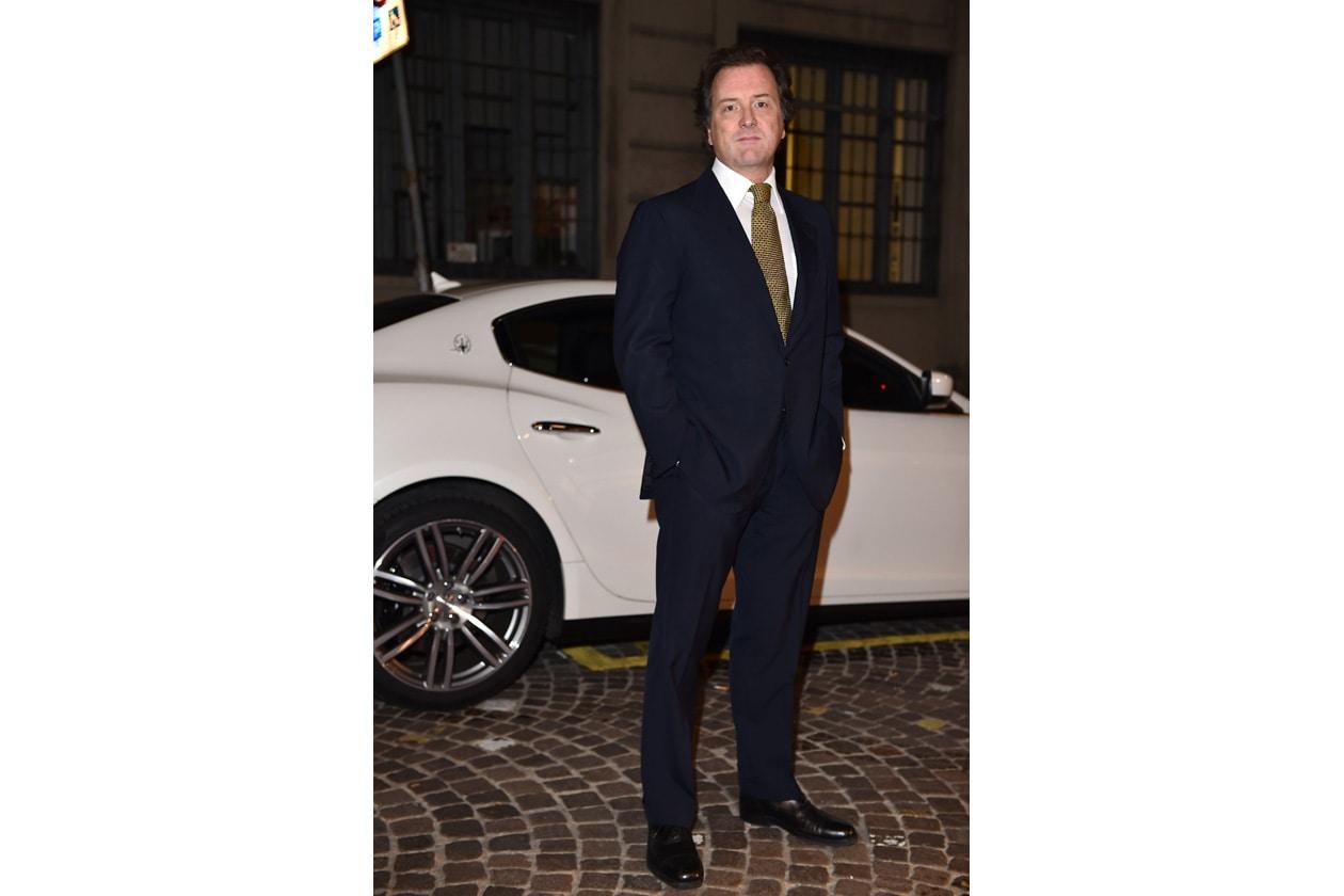 Maserati Latin Lover Première Corrado Pesci